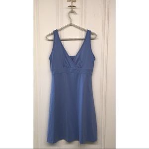 Patagonia V-neck High Waisted Sleeveless Dress